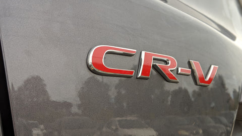 2016+ (5th Gen) Honda CR-V - CR-V Rear Emblem VinylMod Overlays