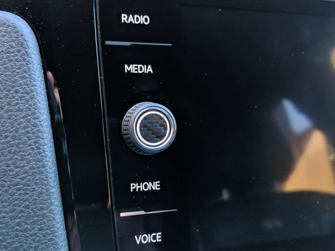2015+ (MK7) Volkswagen Golf - Volume/Media Knob