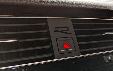 2015+ VW (MK7+) Golf - Interior Hazard Switch Overlay