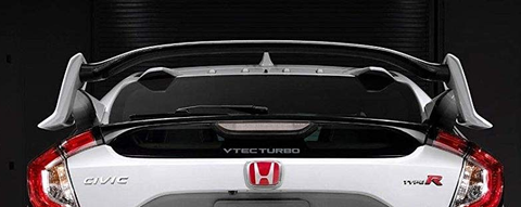 2016+ (10th Gen) Honda Civic VTEC TURBO Decal
