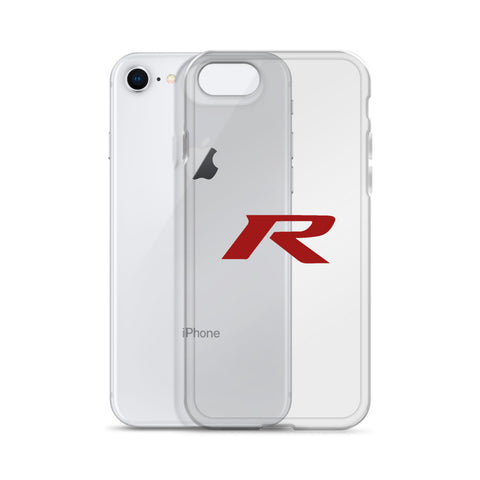 Civic Type R Logo - iPhone Case