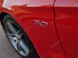 2015+ (6th Gen) Ford Mustang - Rear GT Emblem VinylMod Overlays