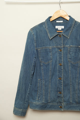 Chaqueta denim casual