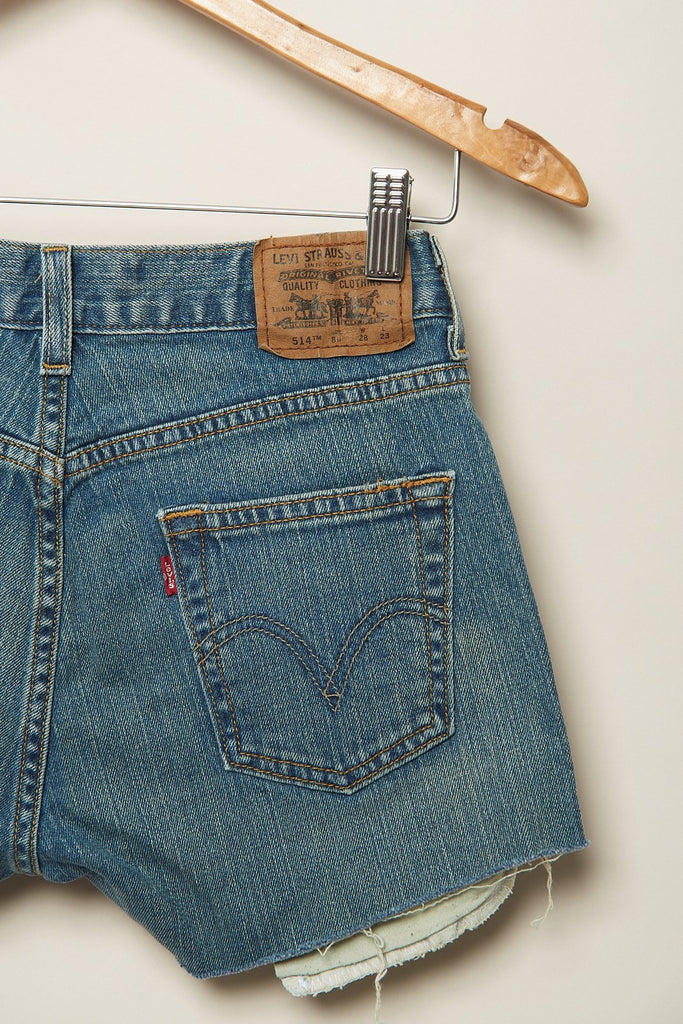 Shorts levi's vintage 514-36-Carousel-ropa-vintage-mujer-online