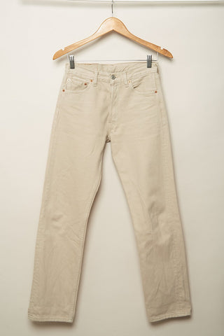 Levi's 501 en color beige