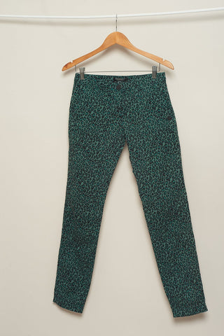 Maison Scotch | Chinos Animal Print | Pantalones