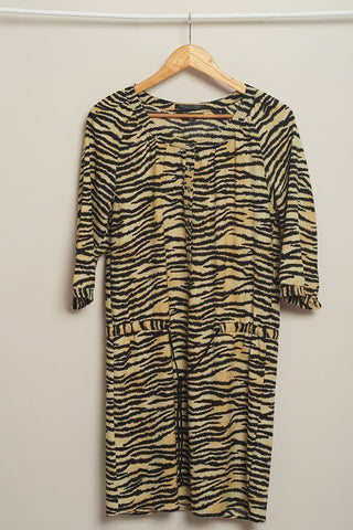 Maison Scotch | Vestido Animal Print | Vestidos