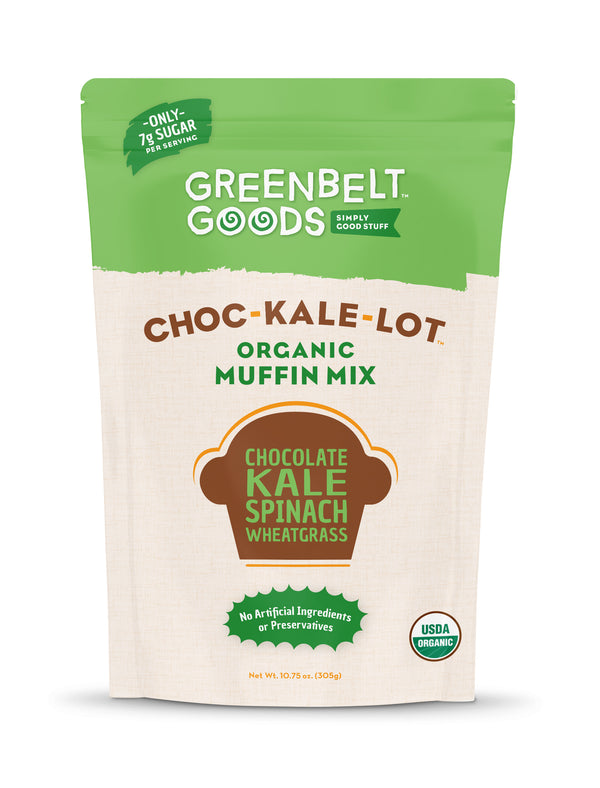 Choc-kale-lot Muffin Mix