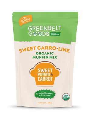 Sweet Carro-line Muffin Mix