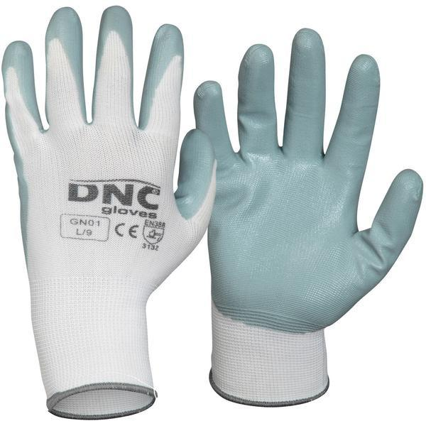 DNC GN01 Nitrile Basic/Smooth Finish