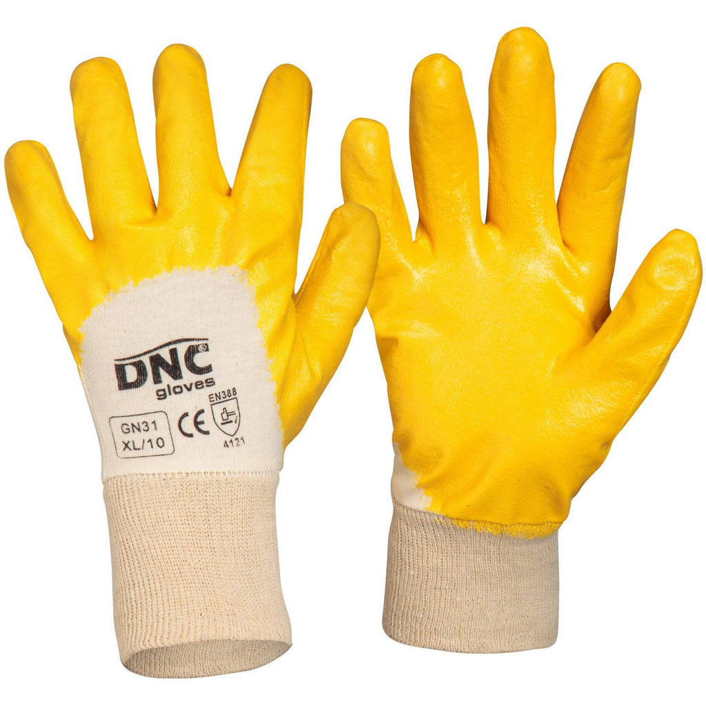 DNC Orange Nitrile Dip