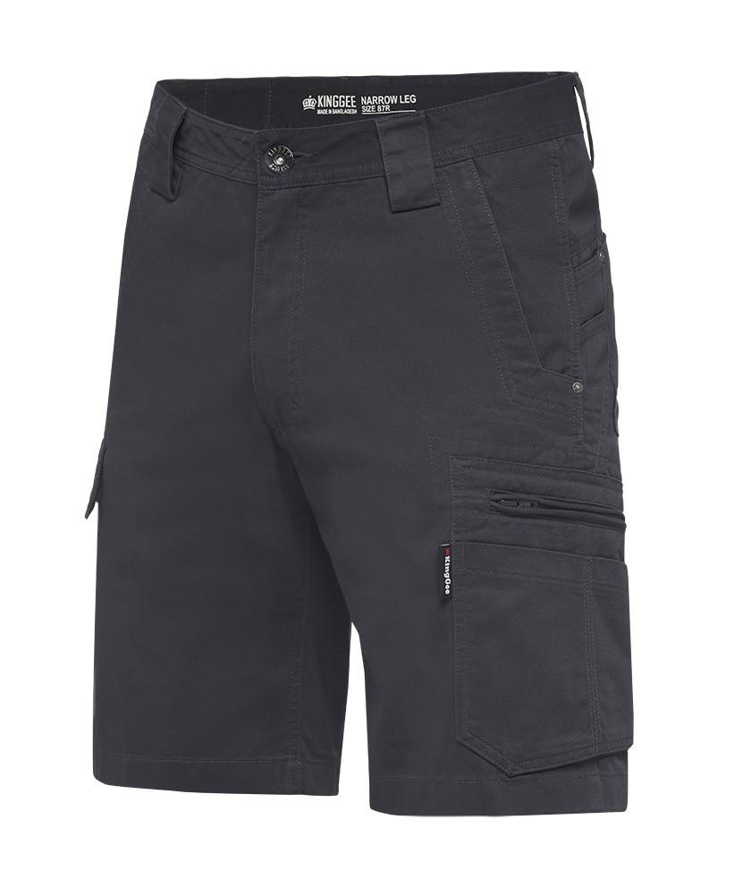 King Gee Tradie Sum Shorts (K17340)