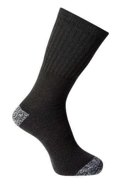 Hard Yakka  Acrylic Nylon Twin Pack Deodorised Socks ( Y20065 )