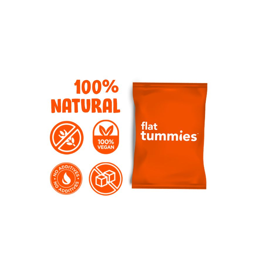 Flat Tummies Almond Thins
