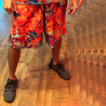 Abstract VIP Basketball Shorts