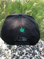 PLURTH Experience Seattle Flat Bill Snapback Hat