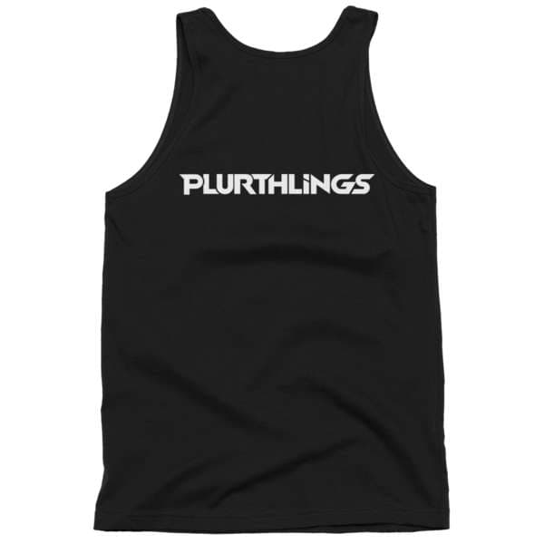 Plurthlings Casual Logo Tank Top