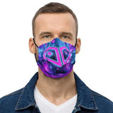 Heartspace Neck Gaiter Face Mask