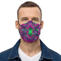 Watermelon Trailz Neck Gaiter Face Mask