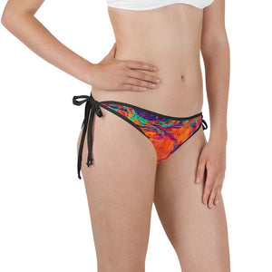 Abstract/Fractal Reversible Bikini