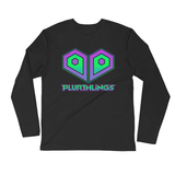 Plurthlings Logo Long Sleeve T-Shirt