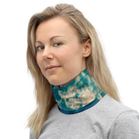 Islands in the Sky Neck Gaiter Face Mask
