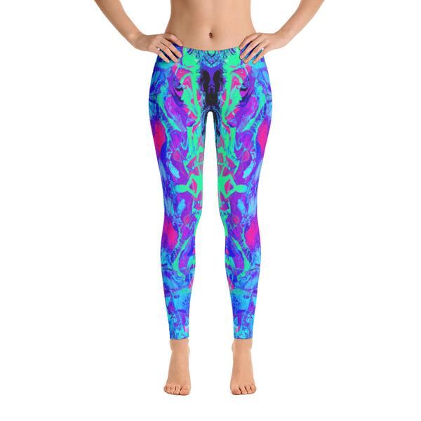Fractal Leggings