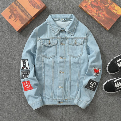 Jagger Denim Jacket