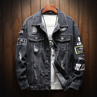 Dominick Denim Jacket