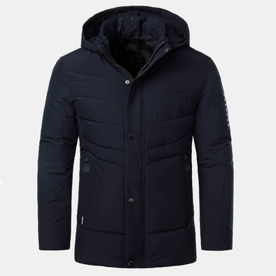 Emanuel Hooded Coat