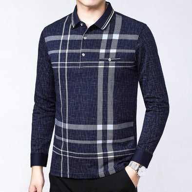 Smith Long Sleeve Polo Shirt
