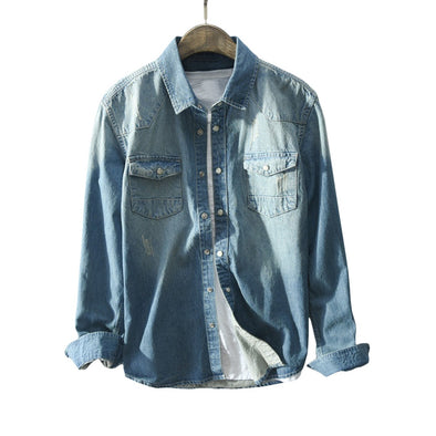 Sebastian Denim Shirt