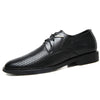 Mesh Oxford Shoes