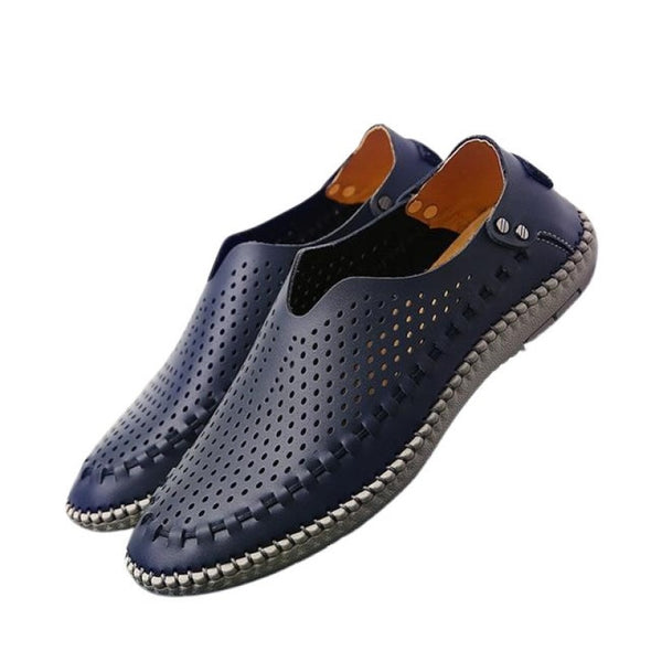 Mesh Loafers
