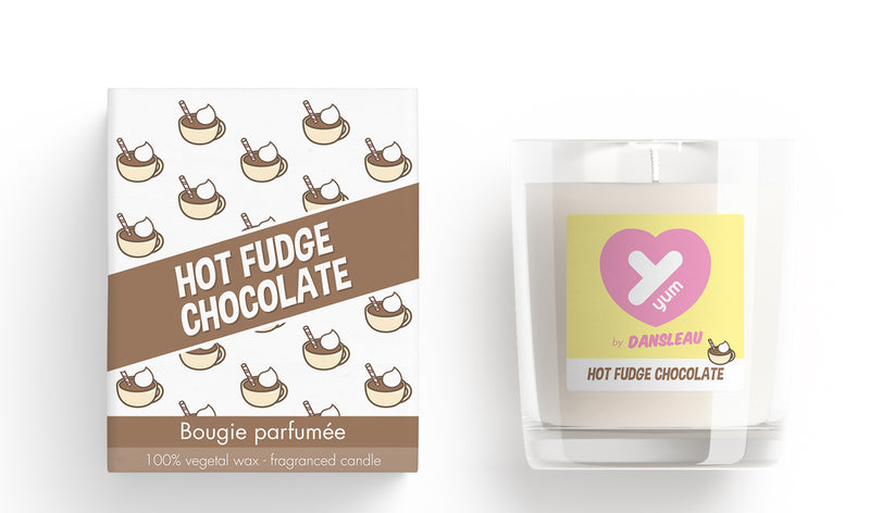 Bougie Hot Fudge Chocolate | Yum