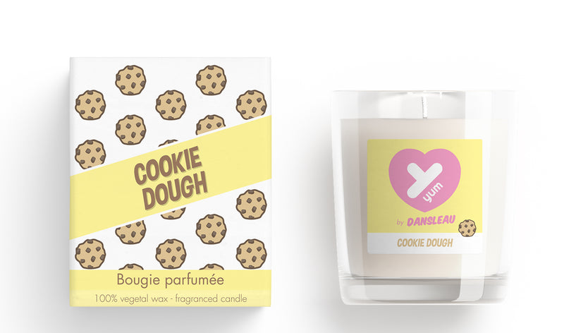 Bougie Cookie Dough | Yum
