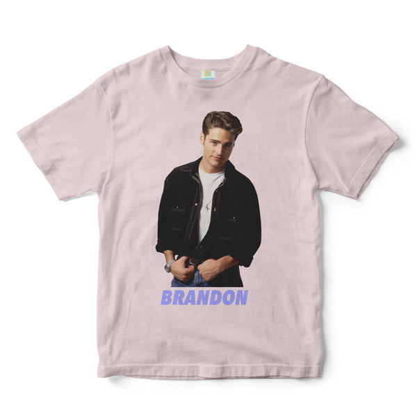 T-shirt Beverly Hills 90210 - Brandon | Dansleau