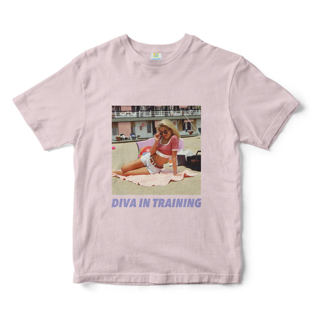 T-shirt Beverly Hills 90210 - Diva in training | Dansleau