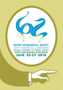 On-campus orientation poster - British Phycological Society's 62nd Annual Meeting