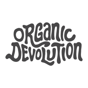 Organic Devolution studio of artist Ian Jermyn logo