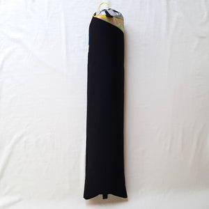 Organic Devolution Surf Mat Travel Bag Handmade Back View Version 9
