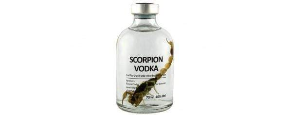 Scorpion Vodka- Everything You Should Know About This Bizarre Drink