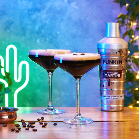 Funkin Ready to Drink Cocktails- Espresso Martini