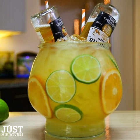 Bulldog Fishbowl Margarita