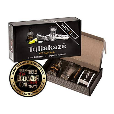 Tqilakaze Shot In a Box