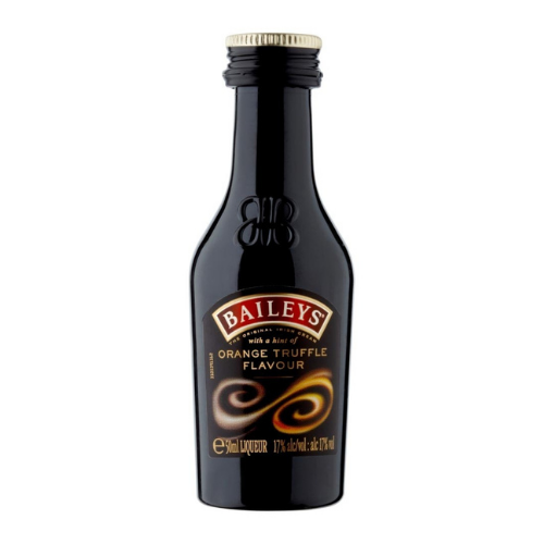 Baileys Orange Truffle Irish Cream Liqueur Miniature- 5cl