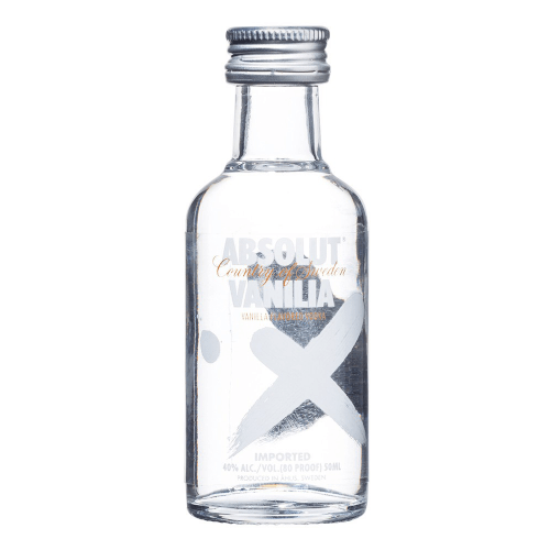 Absolut Vanilia Vodka Miniature - 5cl