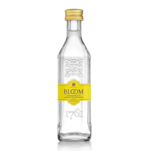 Bloom Passionfruit & Vanilla Blossom Gin-5cl