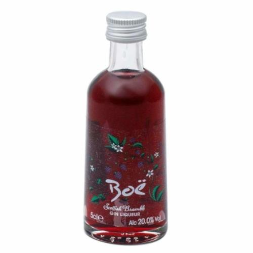 Boe Scottish Bramble Gin Liqueur Miniature - 5cl