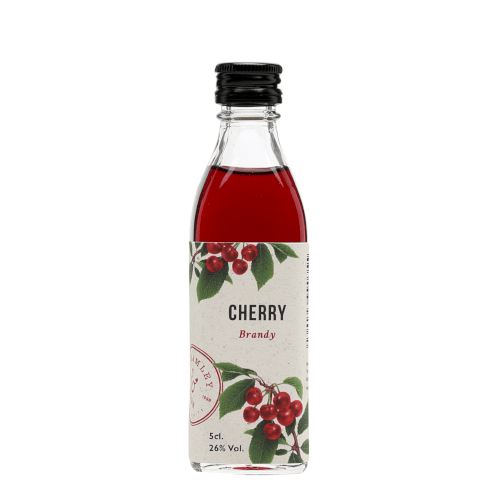 Cherry Brandy Fruit Liqueur Miniature (Bramley & Gage) - 5cl